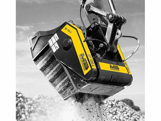 MB Crusher: orgoglio made in Italy