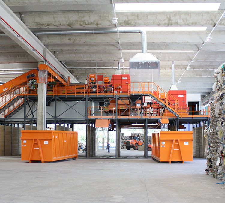 Inaugurata la Recycling Factory
