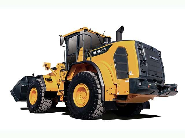 Hyundai Construction Equipment Europe lancia un trio di caricatori gommati HL900 sotto la sigla Serie A