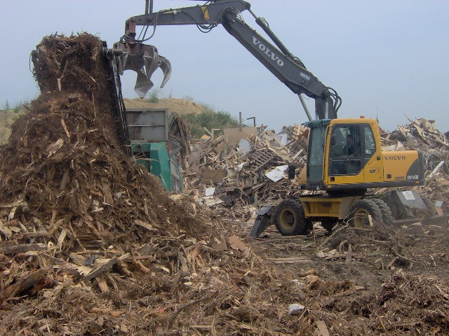 recupero e valorizzazione degli scarti del legno