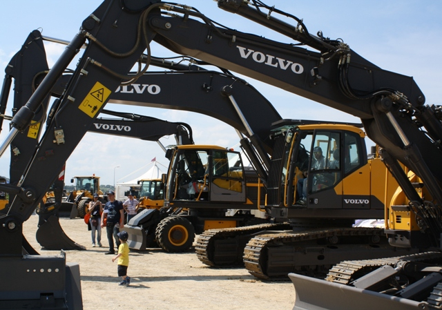 Open day Volvo 2015
