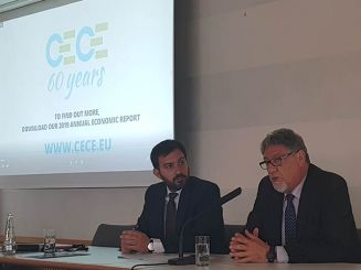 CECE presents latest figures and plans for next 5-years EU legislative term